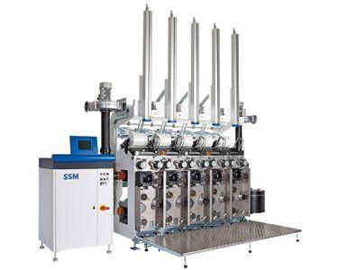 SSM Airtex Machine